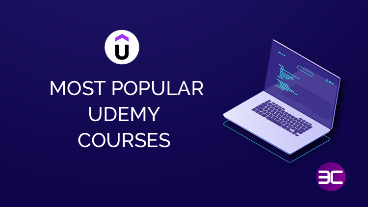 50 Most Popular Udemy Courses 2021
