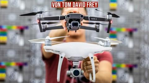 Filmen mit Drohnen | Videografie-Kurs