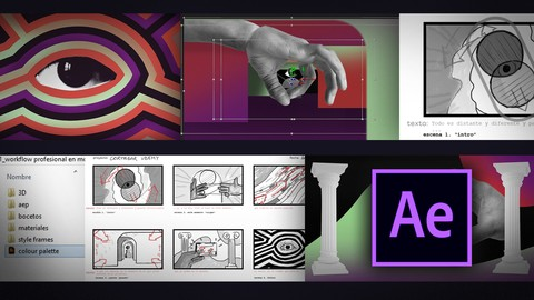 After Effects CC – Workflow Profesional para Motion Graphics