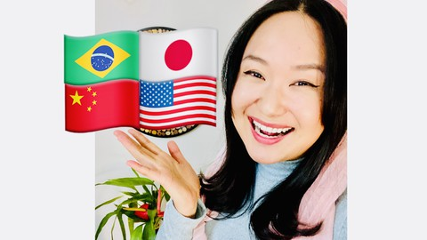 Learn 4 Languages through Culture and Emotions!
