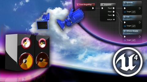Unreal Engine 4.x – Visualización de Producto con Blueprints