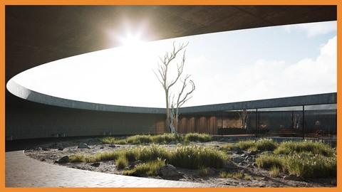 MÁSTER Arch Viz. Visualización Ambiental y Arquitectónica 3D