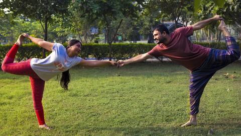 Yoga for Fitness | KhushiSeYoga | 4 Yoga Sequence
