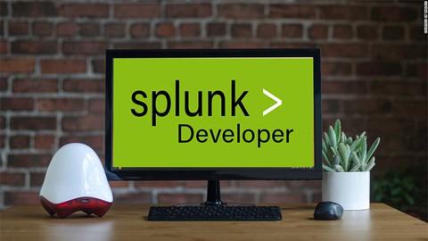Splunk Certified Developer Practice Test 2021