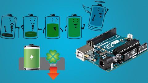 Arduino Battery Level Monitor