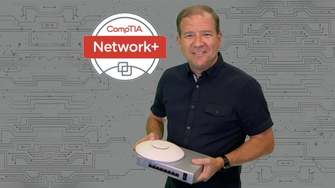 Complete CompTIA Network+ (N10-007) Video Training Series