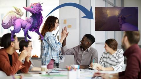 Cómo crear y trabajar en un estudio de videojuegos