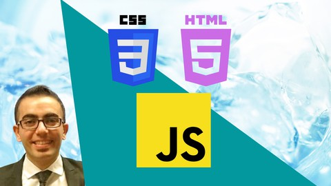 Learn HTML, CSS, and JavaScript through 2 simple projects