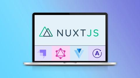Nuxt.js – Framework de Vue.js con Strapi GraphQL.