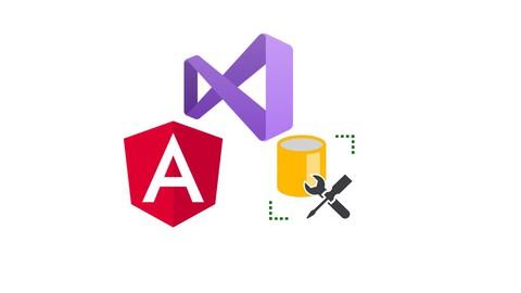 Angular 12, .NET Core Web API & Microsoft SQL full-stack app