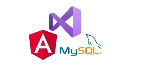 Create web app with Angular 12, .NET Core Web API & MySQL