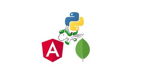 Full-Stack app with Angular 12, Python Django and Mongo DB