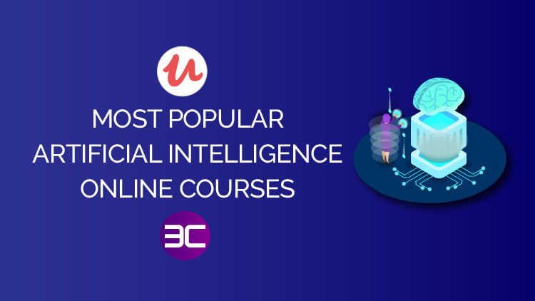 Artificial Intelligence Online Courses on udemy