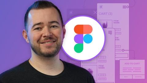 Learn Figma – UI/UX Design Essential Training