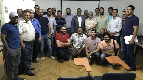 PMP exam Preparation course 40 PDUs – PMBOK 6 – Arabic