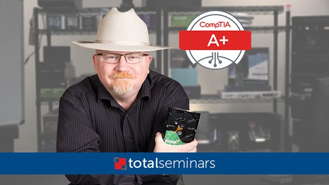 TOTAL: CompTIA A+ Certification (220-1002)