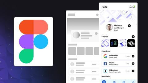 Figma Design de interfaces do zero ao profissional