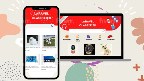 Laravel 8 classified ads web application from scratch