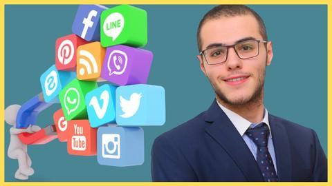The Complete 2021 Digital Marketing Course [Arabic]