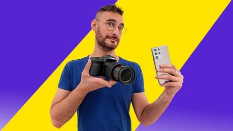 Il Corso Definitivo di Fotografia Digitale con il Cellulare