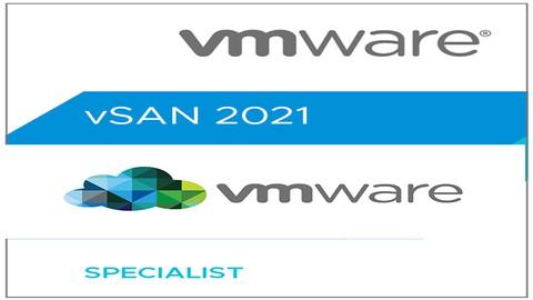 VMware vSAN Specialist Practice Tests Certification 2021