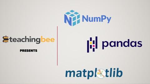 2021 NumPy, Pandas, Matplotlib for Machine Learning