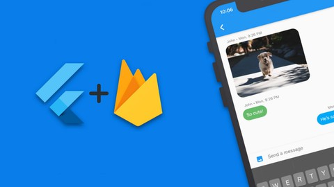Build a basic chat app using Flutter and Firebase
