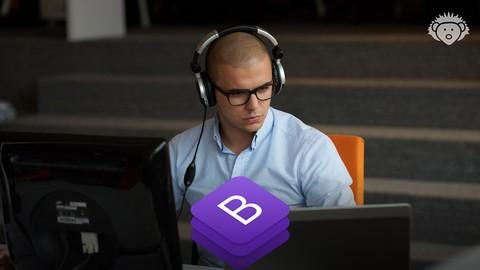 Bootstrap 4 – Curso COMPLETO com Projetos Reais
