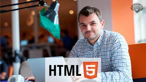 Curso de HTML 5 COMPLETO e com Projetos Práticos para WEB