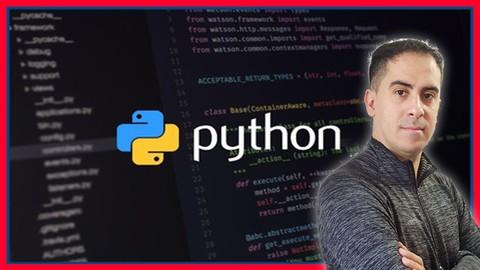 Master en Python 3.x. Aprende de 0 a EXPERTO con Práctica