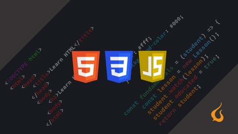 Build a Web Page with HTML, CSS, and JavaScript from Scratch