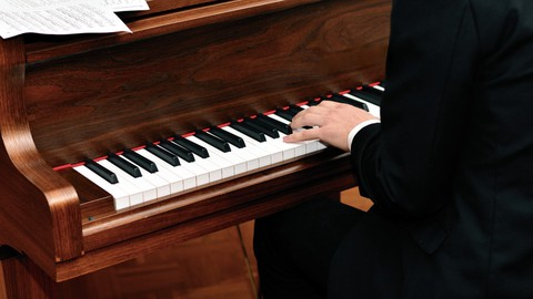 Mastering Piano With Amar – From Zero To Piano Master In One