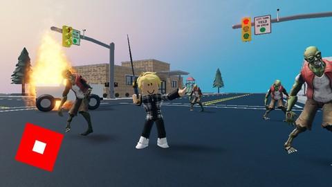 Crie Jogos Completos para Roblox: Aprenda do Zero!