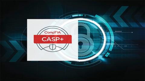 CompTIA CASP : CompTIA CASP+ practice Tests for Certificate