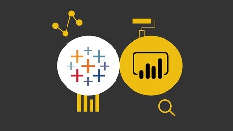 Create Analytics Dashboard with PowerBi and Tableau
