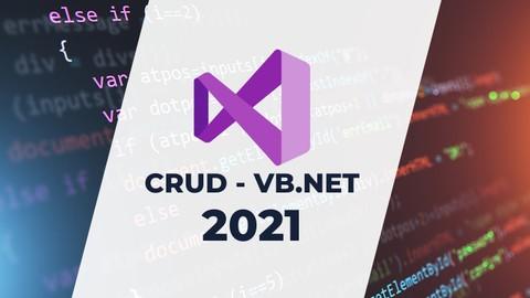 CRUD con Visual Basic .NET 2021, 4 Capas, Mysql, Win Form