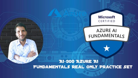 AI-900 Azure AI Fundamentals Real Only Practice Set