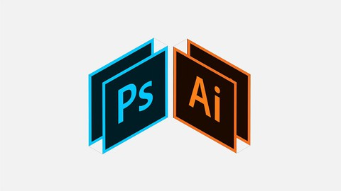 Learn Adobe Illustrator and Photoshop