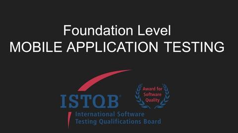 ISTQB Mobile Application Tester Mock Exams