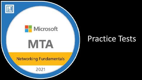 Microsoft 98-366 MTA: Networking Fundamentals Tests 2021