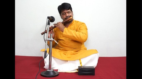 Learn Carnatic Flute | Ramadasu Keerthanams