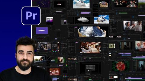 Adobe Premiere Pro CC Mega Course