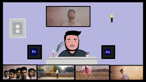 Become Super Hero using VFX