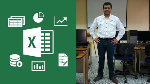 El poder de Excel desde lo básico hasta el análisis de datos