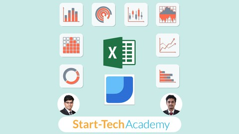 Business Analyst Masterclass with Excel & Google Data Studio
